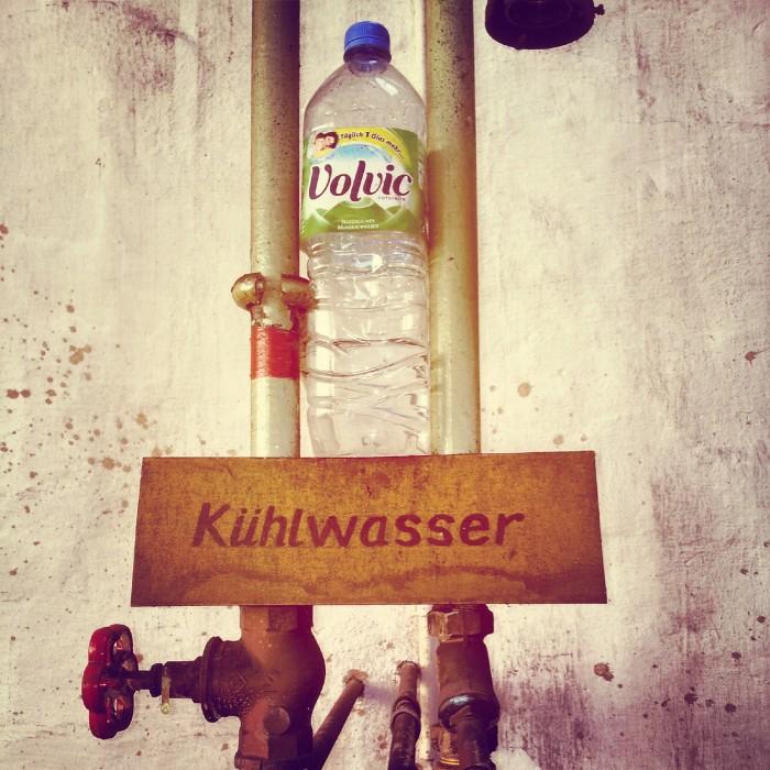 Mineralwasser als Kühlmittel?