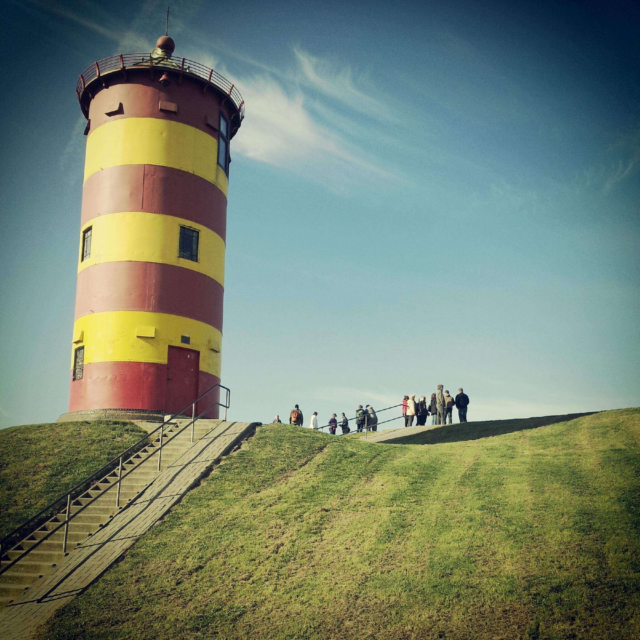 Pilsumer Leuchtturm - Otto Leuchtturm - Ostfriesland