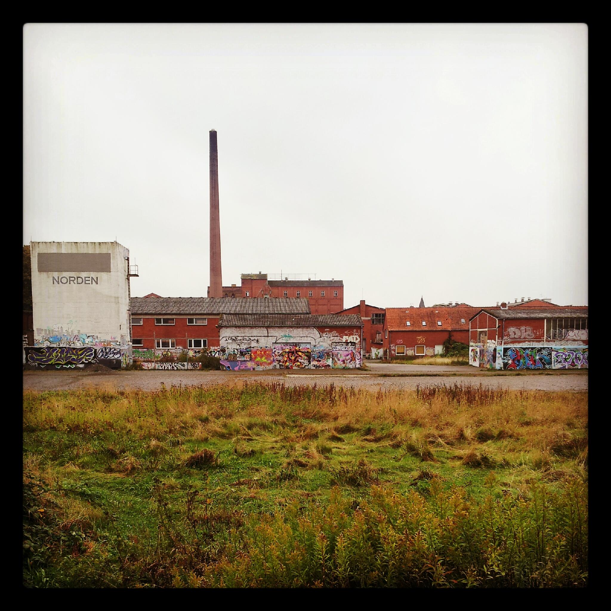 """Lost Place """"Doornkaat"""" in Norden / Ostfriesland."""